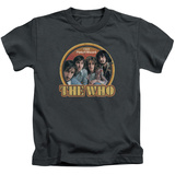 Juvenile: The Who- 1969 Pinball Wizard Distressed T-Shirt