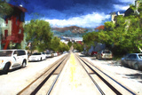 San Francisco Street II Giclee Print by Philippe Hugonnard