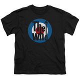 Youth: The Who- Logo T-Shirt
