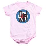 Infant: The Who- Logo Onesie Infant Onesie