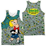 Tank Top: Richie Rich- Let It Rain (Front/Back) Tank Top