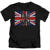 Juvenile: The Who- Flag Logo T-shirts