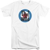 The Who- Logo (Big & Tall) T-shirts