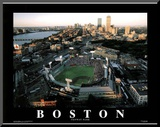 Boston Red Sox Fenway Park All-Star Game Sports Mounted Print