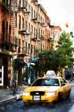 NYC West Side Giclee Print by Philippe Hugonnard