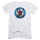 The Who- Logo (Slim Fit) T-Shirt