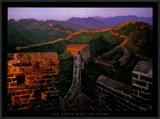 The Great Wall of China Posters by Yann Layma