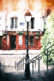 Paris Montmartre Stairs Giclee Print by Philippe Hugonnard