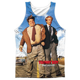 Tank Top: Tommy Boy- Poster Tank Top