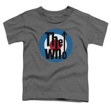 Toddler: The Who- Logo Shirts