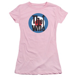 Juniors: The Who- Logo T-Shirt