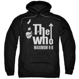 Hoodie: The Who- Maximum R&B Pullover Hoodie