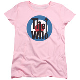 Womens: The Who- Logo T-Shirt