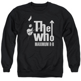 Crewneck Sweatshirt: The Who- Maximum R&B Shirt
