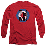 Long Sleeve: The Who- Logo T-shirts