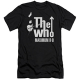 The Who- Maximum R&B (Slim Fit) Shirts