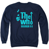 Crewneck Sweatshirt: The Who- Maximum R&B T-Shirt