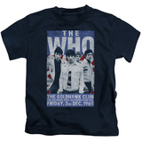 Juvenile: The Who- Goldhawk Club Poster T-Shirt