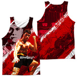 Tank Top: Bloodsport- Fight Of Your Life (Front/Back) Tank Top