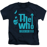 Juvenile: The Who- Maximum R&B Shirts