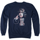 Crewneck Sweatshirt: The Who- Classic Question Tシャツ