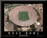 Rose Bowl Women's Soccer Championships July 10, c.1999 Sports Mounted Print by Mike Smith