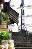 Staircase Montmartre II Giclee Print by Philippe Hugonnard