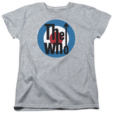 Womans: The Who- Logo Shirt