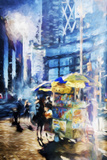New York Life II - In the Style of Oil Painting Giclee Print by Philippe Hugonnard