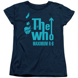 Womens: The Who- Maximum R&B T-shirts