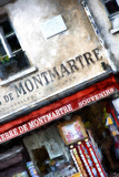 Souvenirs Montmartre Giclee Print by Philippe Hugonnard