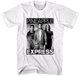 Pineapple Express- Crew Poster B&W T-shirts