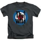 Juvenile: The Who- Logo Shirts