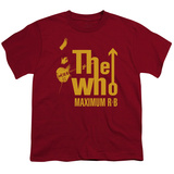 Youth: The Who- Maximum R&B Shirts