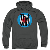 Hoodie: The Who- Logo Pullover Hoodie