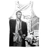 Tank Top: James Dean- Street Walk Tank Top