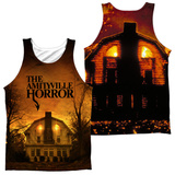 Tank Top: Amityville Horror- House (Front/Back) Tank Top