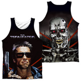 Tank Top: Terminator- Poster (Front/Back) Tank Top