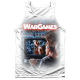 Tank Top: Wargames- Poster Tank Top