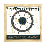 Anchors Away Prints by Cindy Shamp