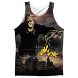 Tank Top: King Kong- Kong In The City Tank Top