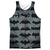 Tank Top: Batman- 75 Symbols Tank Top