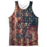 Tank Top: Fight Club- Losing Hope Tank Top