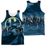 Tank Top: Batman- Heed The Call Tank Top