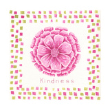 Kindness Flower Prints by Cindy Shamp