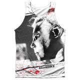 Tank Top: Halloween II- Myers Mask Tank Top