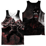 Tank Top: Infinite Crisis- Batman (Front/Back) Tank Top
