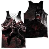 Tank Top: Infinite Crisis- Batman (Front/Back) Tank Top