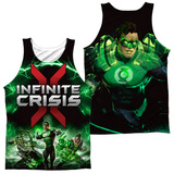 Tank Top: Infinite Crisis- Green Lantern (Front/Back) Tank Top