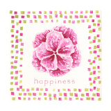 Happiness Flower Posters by Cindy Shamp